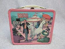 1960 DOCTOR DOLITTLE  Original Movie LUNCHBOX Veterinarian,Vet,Doc C#8.5