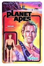 Taylor Planet of the Apes Super 7 ReAction Action Figure