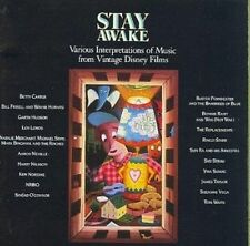 Stay Awake Various Interpretations of Music From Vintage Disney Films Betty Car