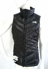 The North Face 550 Womens Black Vest Gilet Thermo Ball Goose Down Insulated : M