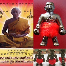 HOON PAYON Rich LP Seng Voodoo Doll Powerful Occult Sorcery Thai Amulet luck S02