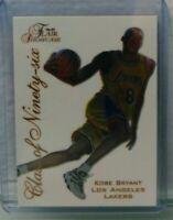 Kobe Bryant 1996-97 Flair Showcase Class of '96 # 4 Rookie Rare Mint Hot Kobe rc