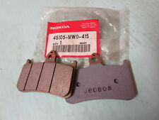 Honda Bremsbeläge vorne CBR 900 RR SC 28 45105MW0415