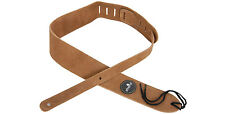 Chord 173.142 Hard Wearing Adjustable Length Heavy Duty Leather Guitar Straps