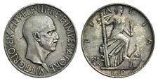 Regno d'Italia - Vittorio Emanuele III - 10 lire Impero 1936 (Rif.994)