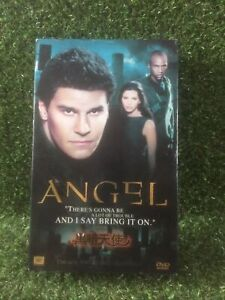 ANGEL COMPLETE SESONS 1-4 DVD BOXSET GIFT SET 32 DVD DISC's