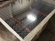 Aluminum Diamond Plate Sheets 4 Pack 0063x48x96