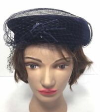 28287b033fb8 1950s Tailored Vintage Hats for Women for sale | eBay