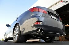 06-12 IS250/350 IS 250/350 RWD ARK Performance Exhaust System with Polished Tips