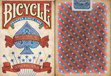Bicycle Americana Playing Cards - Limited Edition - SEALED