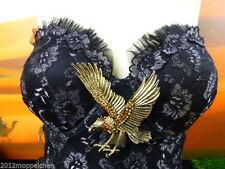 Markenlose Bronze Modeschmuck-Broschen & -Anstecknadeln für Damen