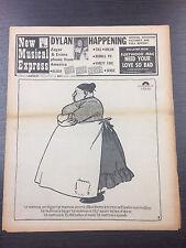 NME- New Musical Express Magazine September 6, 1969