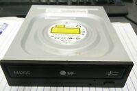 LG M-DISC GH24NSB0 24x CD DVD-RW Writer/Burner Black SATA Internal Drive