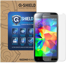 Genuine G-Shield Tempered Glass Film Screen Protector For Samsung Galaxy S5 Mini