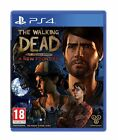 The Walking Dead - The New Frontier For PS4 (New & Sealed)