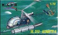 Mach 2 1/72 SE.313 Alouette II # 2572