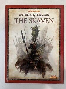 Warhammer Uniforms & Heraldry Of The Skaven army book