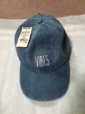 97cd152d Vibes Blue Jean Hat - One Size fits all - New - David and Young