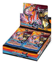 BUDDYFIGHT BFE-X-BT01A Crossing Generations Booster Box 30ct BRAND NEW