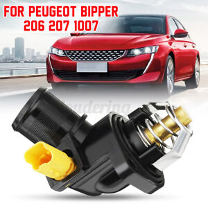 Thermostat with Housing For Peugeot 206+ 207 1007 Bipper 1.4  UK