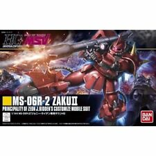BANDAI HGUC 1/144 MS-06R-2 ZAKU II JOHNNY RIDDEN CUSTOM Plastic Model Kit Japan