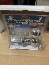 """Reese 74307 Interchangeable Hitch Ball, 3/4"""" Fast Free Shipping"""
