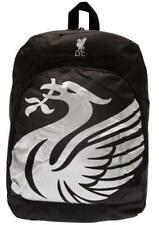 Official Liverpool Football Club BLACK REACT Backpack School Bag