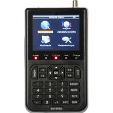 SATLINK WS-6908 DVB-S FTA Digital Satellite Meter Satellite TV Receiver QPSK