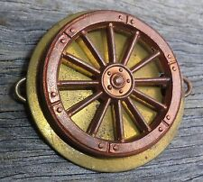 Australian Army Wheelwright Trade Proficiency Badge World War 2 Era 1930-42
