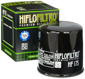 HIFLOFILTRO Chrome Oil Filter For HARLEY-DAVIDSON V-TWIN Street, INDIAN