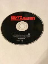 Grey's Anatomy by Various Artists (CD, Sep-2005, Hollywood) DISC ONLY