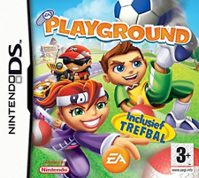 NDS-EA Playground /NDS  GAME NUOVO