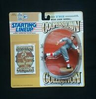 1993 Kenner Starting Lineup Cooperstown Collection Babe Ruth Action Figure/Card