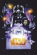 """Star Wars - The Empire Strikes Back - Movie Poster (Special Edition) (24 X 36"""")"""