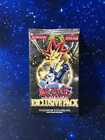 WOW! NEU!! Yu-Gi-Oh! 1x Exclusive Pack! NO 1st Edition Für PSA Deutsch OVP B001