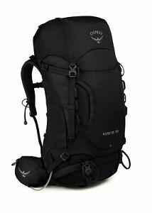 Osprey Kestrel 38 S / M Rucksack Wanderrucksack Tasche Black Schwarz