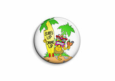 Surf - Surf up 2 - Badge 56mm Button Pin