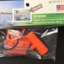 Ice Fishing Tip Down Tip Up Bucket Rod Holder Panfish Walleye Outdoor Fish