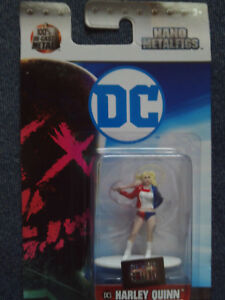 Nano Metalfigs DC Harley Quinn Figure (DC5) Suicide Squad