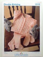 Littlewoods - Babies Jacket, Leggings & Mitts - Knitting Pattern
