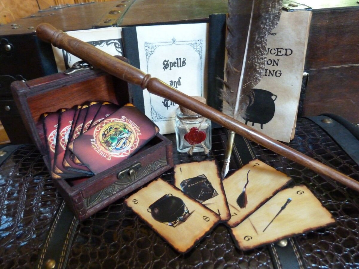 wizarding creations
