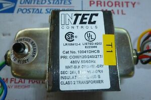 Intec Controls 10041DHCB Transformer 120/240/277/480V 50/60Hz