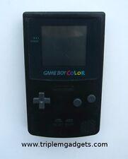 Nintendo Game Boy Color Black Handheld Console