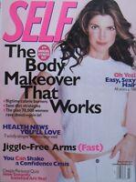 STEPHANIE SEYMOUR March 2000 SELF Magazine