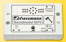 Viessmann 5570 Sound Module Wood Cutter, H0