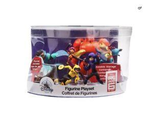 Big Hero 6 Figure Playset