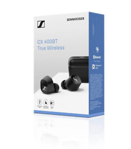 Brand New Sennheiser CX400BT True Wireless in Ear Bluetooth Headphones Rrp $249