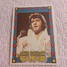 1978 Monty Gum - ELVIS PRESLEY - Club Card From Holland - (Blank Back) - Card 47