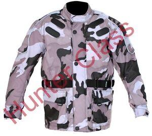 Kids motorcycle motorbike motocross textile jacket clothing waterproof CE Armour