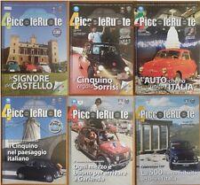 4 Piccoleruote - Periodico del Fiat 500 Club Italia - Annata completa 2011